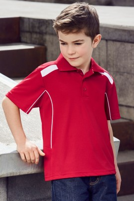 Kids United BIZCOOL Polo Shirts - The Uniform Centre