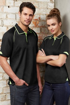 Ladies Fusion Cotton - Backed Polo