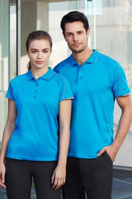 Ladies Blade Cotton-Rich Polo