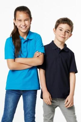 Kids Crew Classic Pique Polo
