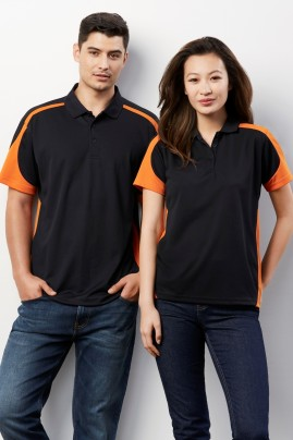 Mens Talon BIZCOOL Mesh Polo