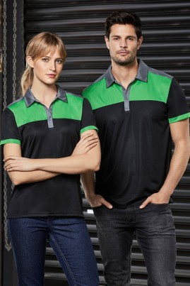 Mens Charger Breathable Polo Shirt