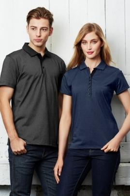 Mens Shadow cotton-rich Polo Shirt