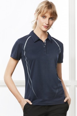 Ladies Cyber Breathable Polo Shirt