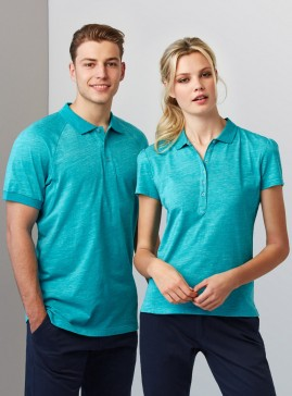 Ladies Coast 100% Cotton Polo Shirt
