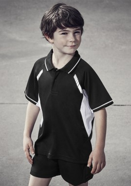 Kids Renegade BIZCOOL Sports Polo Shirt
