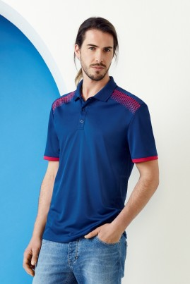 Mens Galaxy  BIZCOOL  Polo Shirt