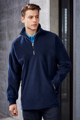 Mens Heavyweight Fleece Pullover