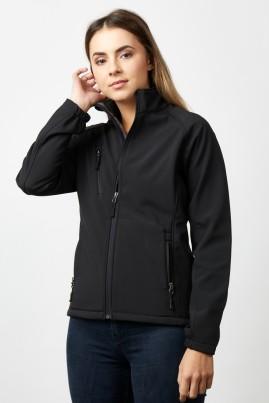 Ladies PRO2 Softshell Jacket - 3 layer warmth, water repellent