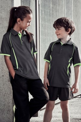 Kids BIZCOOL Razor Sports Polo