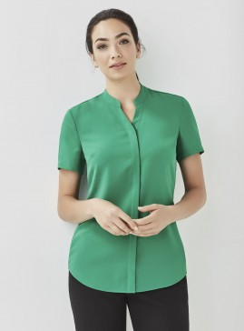 Women's Juliette Easy Care Short Sleeve Blouse