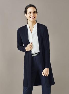 Women's Chelsea Long Line Merino Mix Cardigan