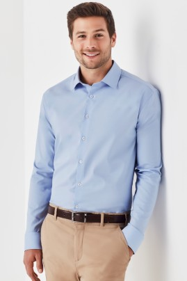 Men's Charlie Long Sleeve Slim Fit Shirt