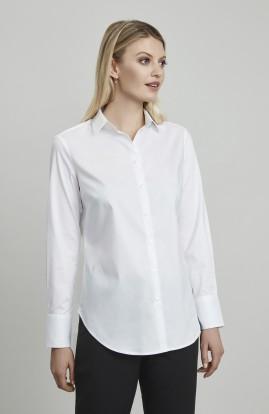 Camden Ladies Long Sleeve Shirt