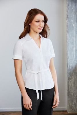 CLEARANCE - Berlin Y-Line Short Sleeve Shirt