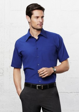 Mens Short Sleeve Metro Shirt