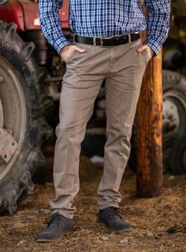 Men's Stretch Moleskin Trouser