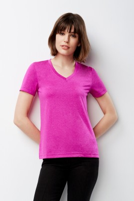 Ladies Aero Tees - soft touch, breathable, quick dry