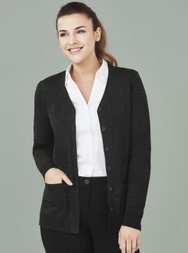 Women's Button Front Cardigan