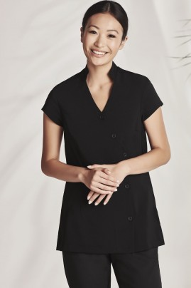 Zen Stretch Crossover Medical Tunic