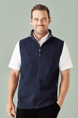 Men's Geneva BIZ-TECH Soft Shell Vest