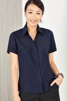 Ladies Short Sleeve Oasis Shirt