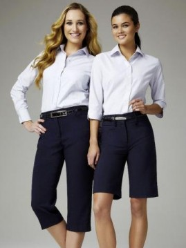 Ladies 3/4 Classic Cropped Pant