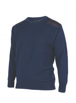 Survival Plain Knit Sweater