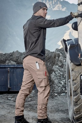 Men's Streetworx Curved Cargo Pant