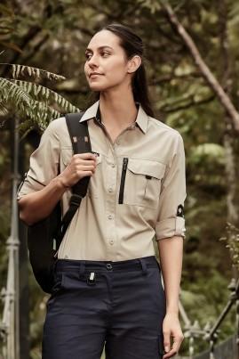 Women's Outdoor Long Sleeve Shirt