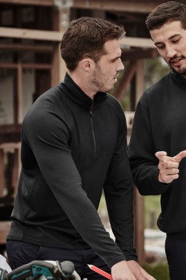 Men's Merino Mid-Layer Pullover