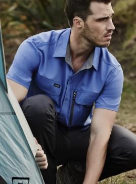 Men's Outdoor Short Sleeve Shirt