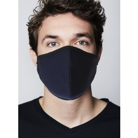 Merino 2 Layer Face Mask - available in 4 colours