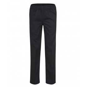 Chef Drawstring Pants - Plain Black or Mini check