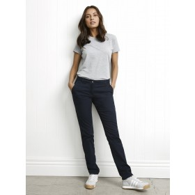 Ladies Lawson Chino Contemporary Stretch Cotton Casual Pant