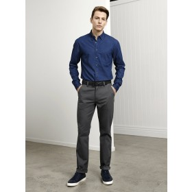 Mens Lawson Chino Stretch Cotton Casual Pant
