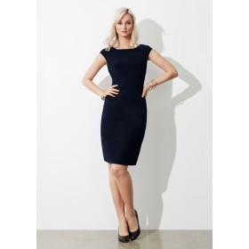 Ladies Audrey Dress - The Perfect Modern Stretch Shift Dress