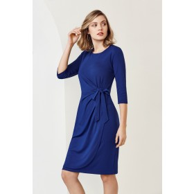 Ladies Paris Dress Soft Knit Jersey