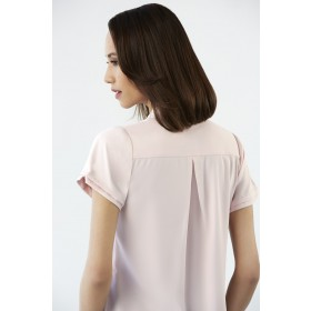 Ladies Madison Short Sleeve Blouse