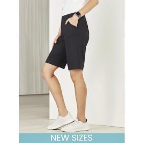 Women's BIZcare Comfort Waist Cargo Short