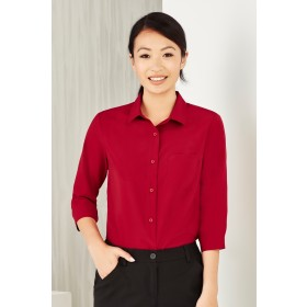 BIZcare Women's 3/4 Sleeve Shirt