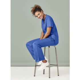 Ladies BIZcare Bootleg Scrub Pants