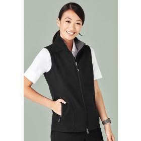 Ladies Geneva BIZ TECH Soft Shell Vest