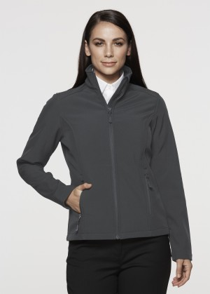 Ladies Selwyn Softshell Jacket - 2 layer light wind resistance