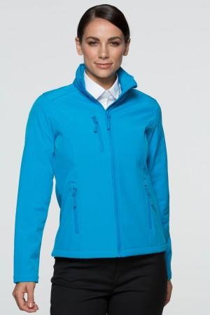 Ladies Olympus Softshell Jacket - 8 colourways, 3 layer warmth