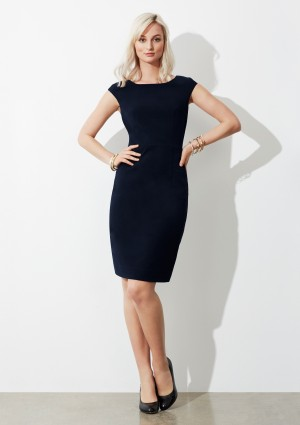 Ladies Audrey Dress - The Perfect Modern Stretch Shift Dress
