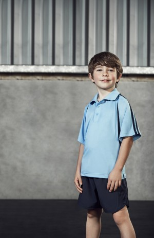 Kids Flash Snag Resistant Polo Shirts