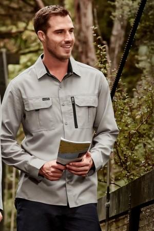 Men's Outdoor Long Sleeve Shirt