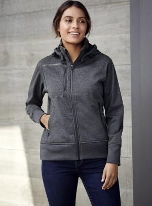 Ladies Oslo BIZ TECH Fleece Jacket