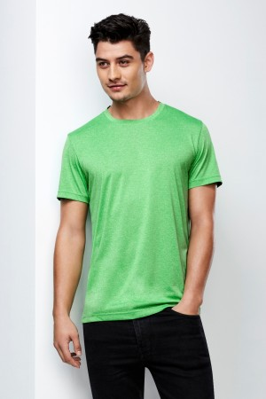 Mens Aero Soft Touch Breathable Quick Dry T-Shirts